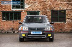 1984 Peugeot 205 Turbo 16 | Turbo I4, 1,775 cm³ | 200 PS | 4WD