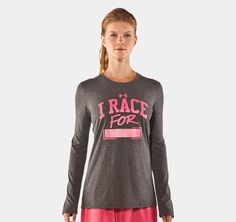 Women's PIP I Race For Longsleeve | 1232433 | Under Armour US