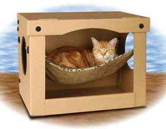 Box w/hammock
