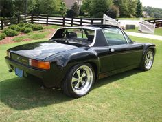 1974 PORSCHE 914 CUSTOM TARGA Maintenance/restoration of old/vintage vehicles: the material for new cogs/casters/gears/pads could be cast polyamide which I (Cast polyamide) can produce. My contact: tatjana.alic14@gmail.com
