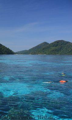 Camping auf Surin Island, #Thailand