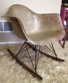 A personal favorite from my Etsy shop https://www.etsy.com/listing/482906045/early-2nd-generation-zenith-eames-shell