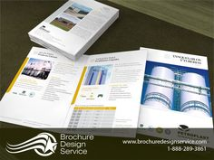 Bi-Fold Design Sample for Industry - Brochure Design Company - http://www.brochuredesignservice.com/Brochure-Design-T3327.html