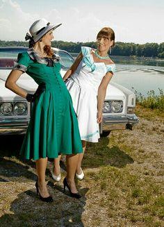 Kleid aus dem Film: Heute gehn wir bummeln