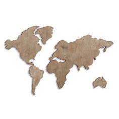 Wanddecoratie wereldkaart kopen? Bestel online of kom naar één van onze winkels. Kwantum, daar woon je beter van! Custom Jewelry, Decoration, Animal Print Rug, Map, Wall Art, Creative, Painting, Inspiration, Home Decor