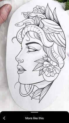 Evil Tattoos, Dope Tattoos, Pretty Tattoos, Body Art Tattoos, Small Tattoos, Tattos, Tattoo Design Drawings, Tattoo Sleeve Designs, Tattoo Sketches