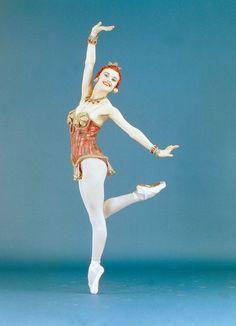 Violette Verdy, French ballerina. - Ballet beautie, sur les pointes !