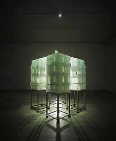 Home Within a Home. Do Ho Suh. 2009.  Art Experience NYC  www.artexperiencenyc.com