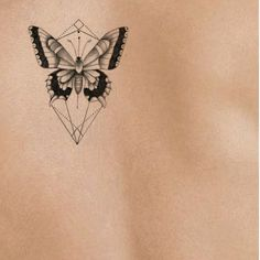 geometric butterfly tattoo - Google zoeken