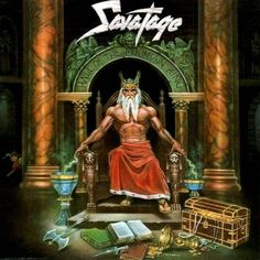 Savatage - Hall of the Mountain King  An epic album with  intricate  time changes and Opera like feel to their music and lyrics. DAN BENEVIDES