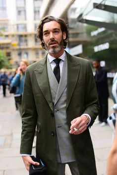 Best-Dressed Men at London Collections Men SS17