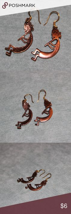 Kokopelli Earrings Kokopelli Earrings Jewelry Earrings