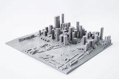 Sydney 3D map by Ondřej Stříteský #architecture