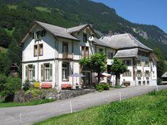 Hotel Alpenhof Weisstannen Berg, Hotels, Mansions, House Styles, Home Decor, Switzerland, Places, Decoration Home, Room Decor