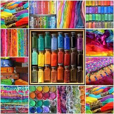 color color color everywhere!