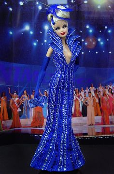 Barbie Miss Karachay-Cherkessia Ninimomo 2010