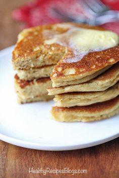 Almond Flour Pancakes, use coconut milk and reduce vanilla. Adding cocoa powder … Almond Flour Pancakes, use coconut milk and reduce vanilla. Adding cocoa powder is tasty Almond Flour Pancakes, Gluten Free Pancakes, Almond Flour Recipes, Keto Pancakes, Pancake Recipe Using Almond Flour, Vanilla Recipes, Fluffy Pancakes, Waffles, Healthy Gluten Free Recipes