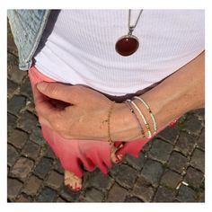 H I P P I E ✌ #bythiim #smykker #style #fashion #outfit #handmade #design #hippie