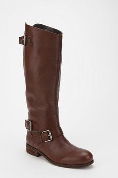 I am lusting after equestrian boots for this fall