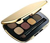 Bare minerals eye shadow - Awesome colors.  Gold on lid, dark brown in crease and corner, white or bisque under brow, blend well, WOW!