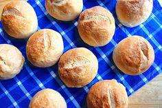 Crusty European-Style Hard Rolls: King Arthur Flour
