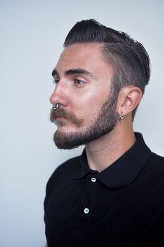 166 Best Men Septum Piercings Images Septum Piercing Piercings Septum