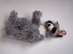 SOLD! Ty Attic Treasures Collection Radcliffe Racoon by annimae182, $6.00