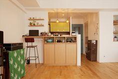 キッチンとダイニングをつなぐLDKの主役。 食事もできる「キッチンカウンター」 ブログ リフォーム・リノベーション・新築ならスタイル工房 Table, Furniture, Home Decor, Decoration Home, Room Decor, Tables, Home Furnishings, Home Interior Design, Desk