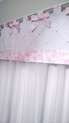 Baby Room Set, Baby Room Decor, Bedroom Decor, Pink Green Bedrooms, Bedroom Green, Shabby Chic Curtains, Diy Curtains, Rideaux Design, Room Partition Designs