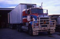 Photo by ROGER EVANS | wob2007 | Flickr Big Rig Trucks, Semi Trucks, Old Trucks, Old Bangers, Road Train, Cab Over, Kenworth Trucks, Classic Trucks, Old Photos