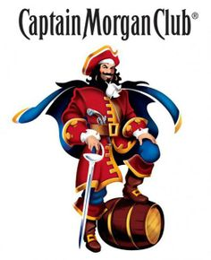 Captain Morgan's Pirate Ship Found…Rum Maker Celebrates Captain Marvel, Captain America, Captain Morgan Rum, Marken Logo, Funny Pictures With Captions, Pirate Life, Scrap, Picture Logo, Pirate Party