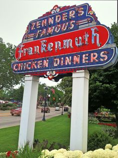 Zehnder's Restaurant in Frankenmuth, Michigan