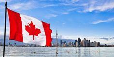 Landing in Canada
