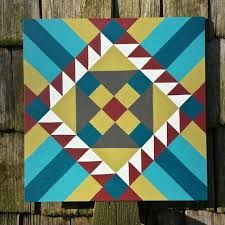 Image result for bear paw barn quilt block