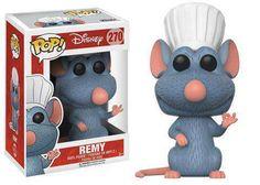 Ratatouille POP. Remy Vinyl Figure Regular Version Funko POP. Disney #270 Ratatouille
