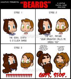 J to J: Beards by KamiDiox.deviantart.com on @DeviantArt