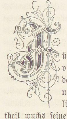Letter J | Image taken from page 551 of 'Die Maitressenwirthschaft in Frankreich unter Ludwig XIV. & XV. Pracht-Ausgabe'