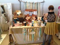 bridal show booth idea Centennial Press + Design