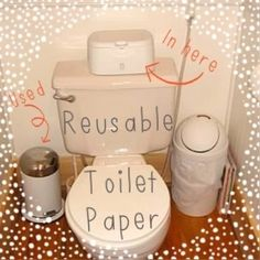 Thrifty Family: Reusable Toilet Paper- 10 Reasons to Use The Family Cloth Reduce Reuse Recycle, Emergency Preparation, Family Outfits, Sustainable Living, Diy Paper, Zero Waste, Toilet Paper, Frugal, Just In Case