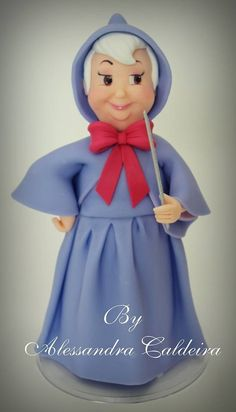 Fairy Godmother | Alessandro Caldeira | Gumpaste Figures