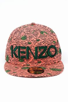 Kenzo x New Era Fitted Hat