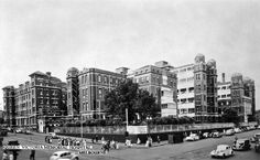 Queen Victoria Hospital in Melbourne,Victoria (year unknown).