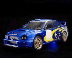 Subaru Impreza WRC - Subaru CAMPEON MUNDIAL 2001---2002