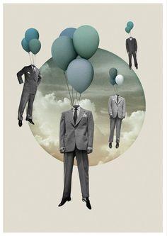 http://lespapierscolles.wordpress.com/2013/03/28/clement-goebels/  Clement Goebels, une illustration par jour pendant 1 an #graphisme #illustration #art #collage