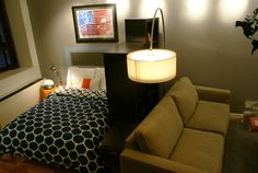Small Cool 2009: Emile's Customized Rental — Tiny Division #22 | Apartment Therapy