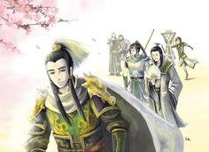 Liu Bei by GENgoodstick on DeviantArt