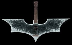 The dark knight ukulele