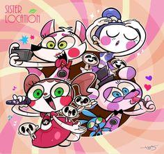 ◾️pretty little nightmare◾️ Ballora Fnaf, Fnaf Movie, Fnaf Baby, Horror Video Games, Funtime Foxy, Freddy 's, Fnaf Sister Location, Circus Baby, Fnaf Characters