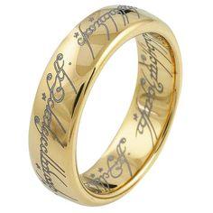 Der Eine Ring - Ring von Der Herr der Ringe