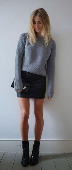 #fall #fashion / minimal